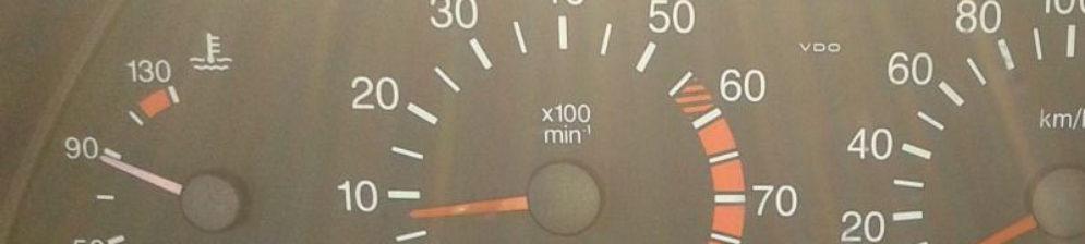 Температура на панели приборов ВАЗ-2114