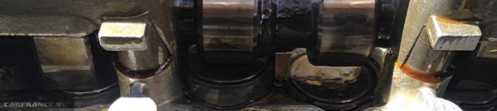 Регулировка клапанов на ВАЗ-2114
