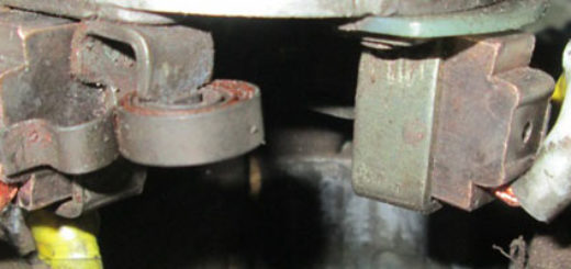 Ремонт стартера и осмотр контактных групп на ВАЗ-2114