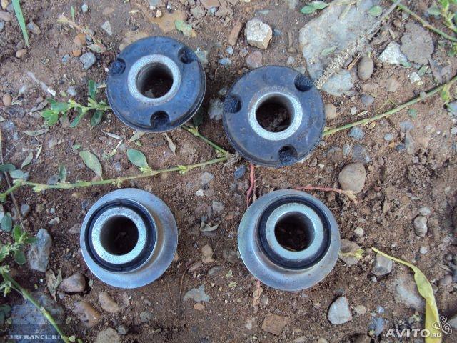 Сайлентблоки передних рычагов или ромашки на ВАЗ-2114