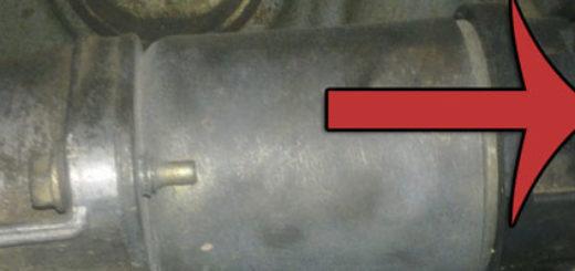 Контакты для замыкания стартера напрямую ВАЗ-2114