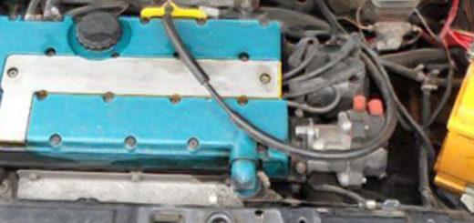 Двигатель от Опеля на ВАЗ-2114