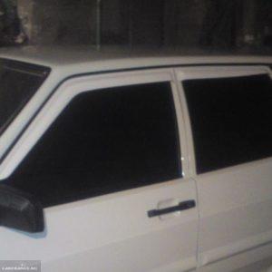 Ветровики в цвет кузова на ВАЗ-2114