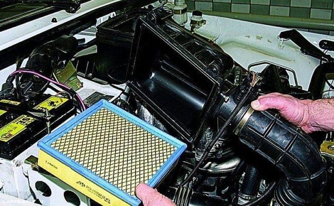 Фильтр воздуха ВАЗ-2114