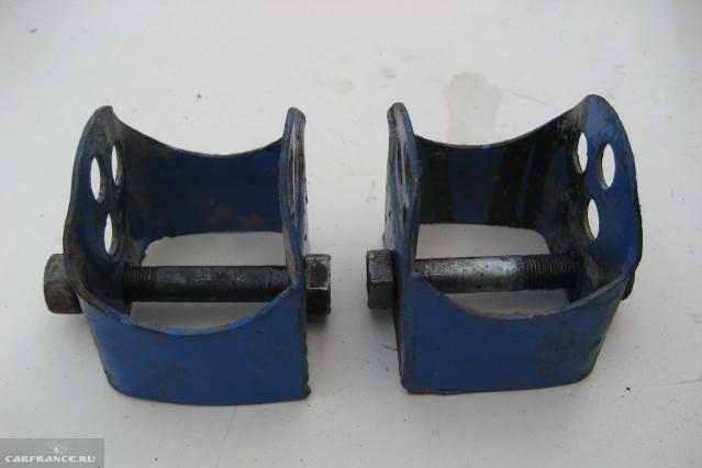 Задние проставки на ВАЗ-2114