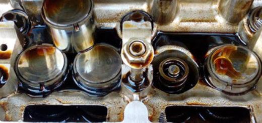 Клапана на ВАЗ-2114 в двигателе без крышки в вблизи