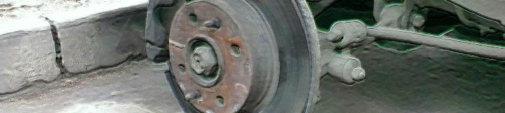 В процессе замены ступичного подшипника на ВАЗ-2114