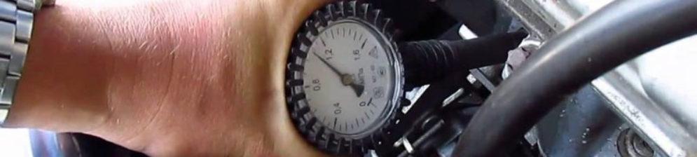 Замер компрессии на 8 клапанной ВАЗ-2114