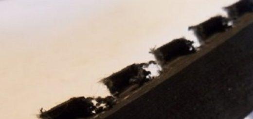 Съеденный ремень ГРМ на ВАЗ-2114