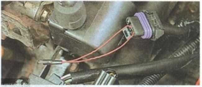 Процесс проверки модуля зажигания ВАЗ-2114