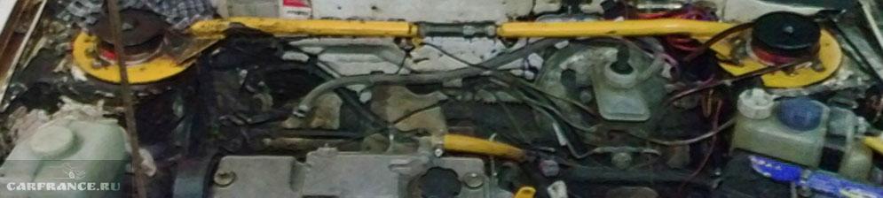 ВАЗ-2114 без выпускного коллектора