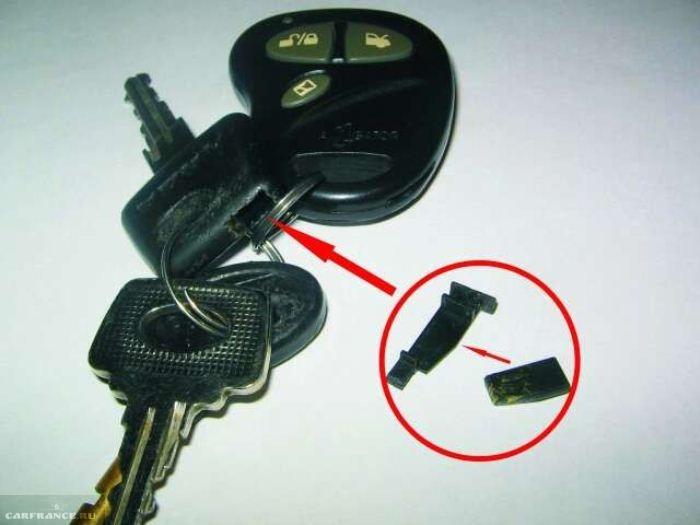 Найдены ключи от машины петрозаводск