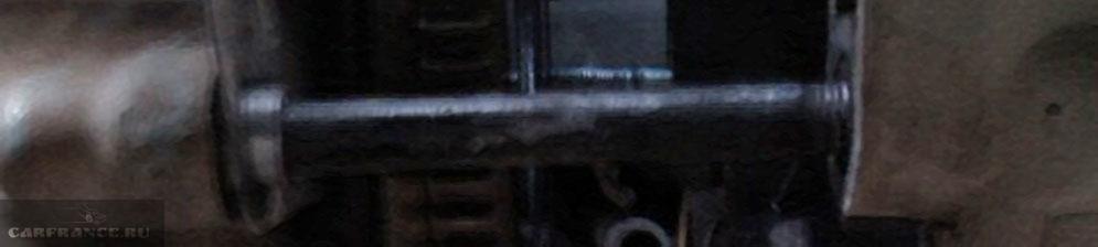 Диагностика гула в КПП без ямы