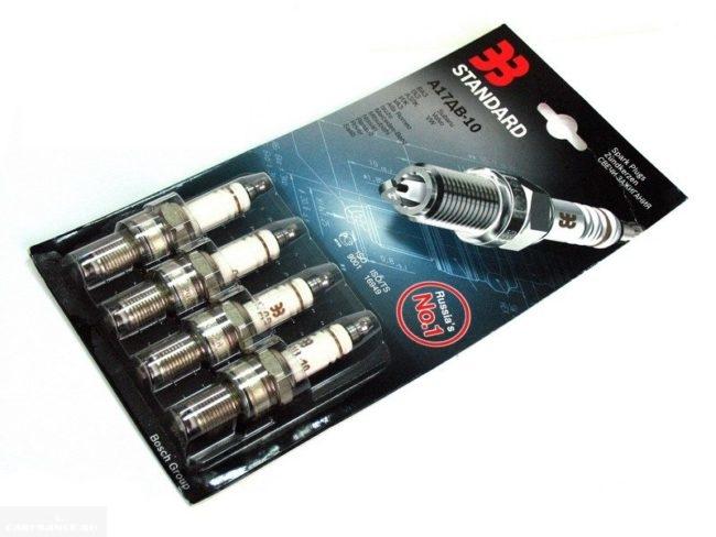 Свечи зажигания для ВАЗ-2114