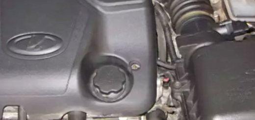 Двигатель автомобиля ВАЗ-2115