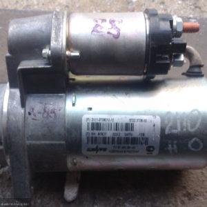 Внешний вид стартера на ВАЗ-2114