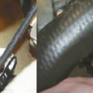 Проводка стартера ВАЗ 2114