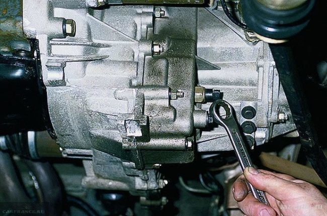 Коробка передач ВАЗ-2114