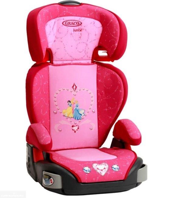 Детское автокресло Graco Junior Maxi