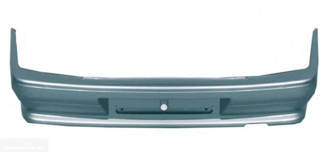 bamper zad1 650x306 - Установка заднего бампера на ваз 2114