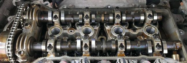 Двигатель который не нужно промывать соляркой