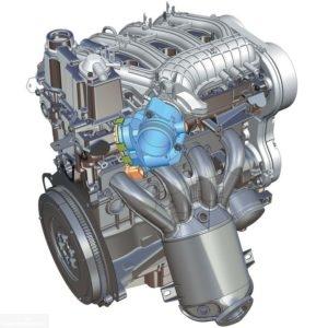 Мотор ВАЗ 21179 1,8