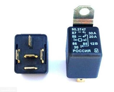 Реле на ВАЗ-2114