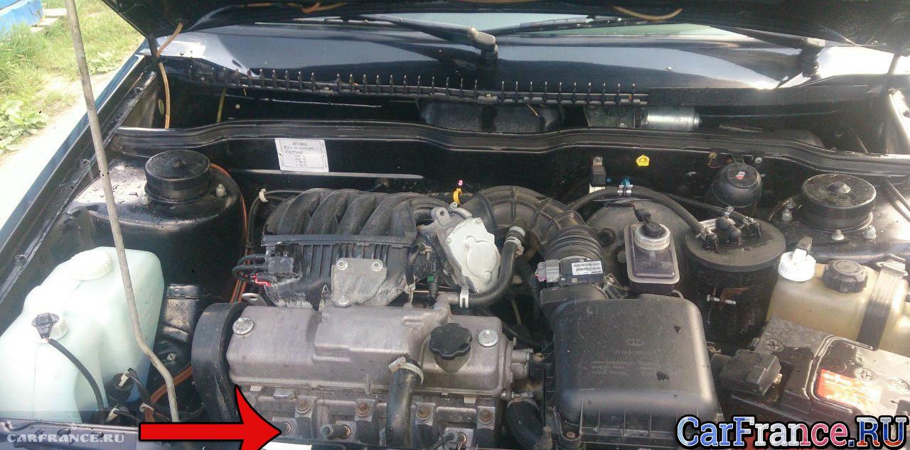 Как проверить уровень масла в двигателе на холодную и горячую ВАЗ