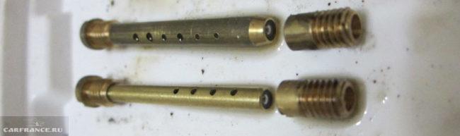 Топливные жиклёры на Нива 2121
