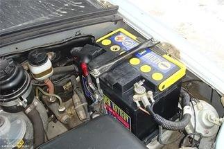 Аккумуляторная батарея на Нива Шевроле