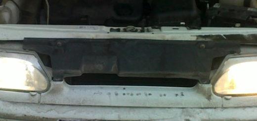 Проверка работы ламп ближнего света на ВАЗ-2114 после замены