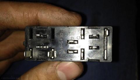 Распиновка кнопки включения подсветки на ВАЗ-2114