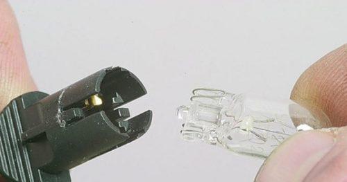 Лампа подсветки панели приборов ВАЗ-2114