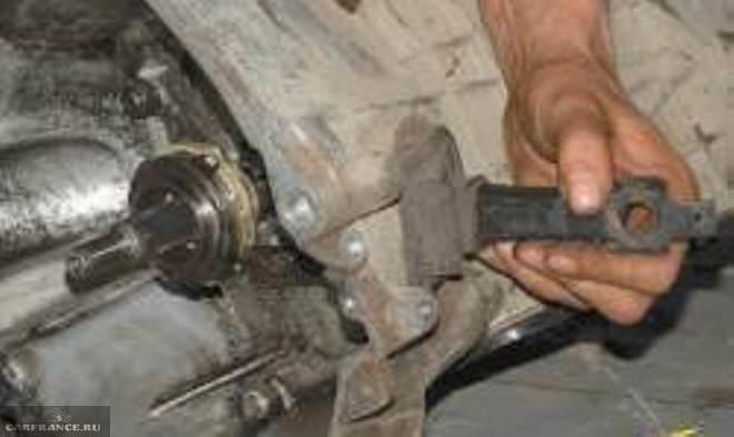 Нива шевроле ремонт сцепления