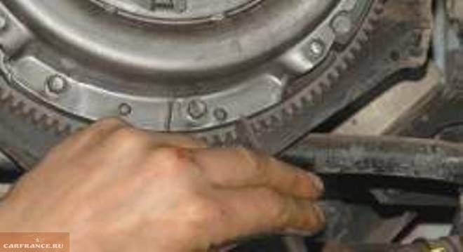Нива шевроле ремонт сцепление