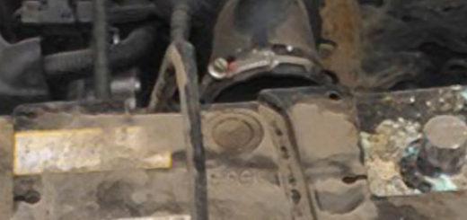 Замена аккумулятора на Пежо 308