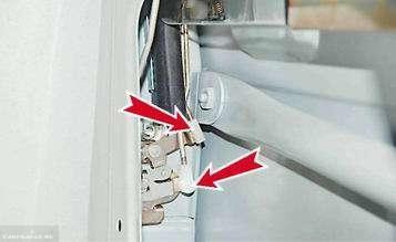 Разборка двери ВАЗ-2114