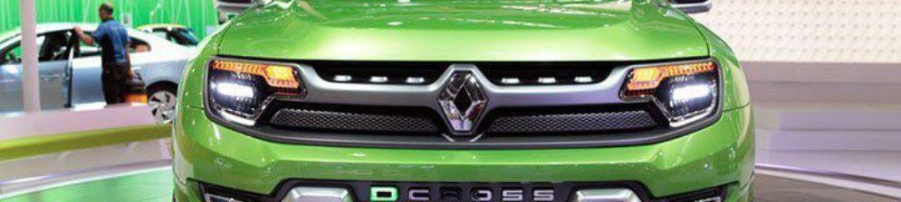 Рено Дастер 2017 года в новом кузове