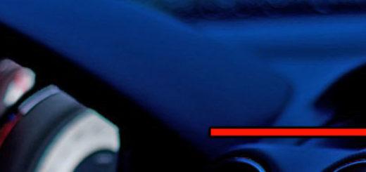 Часы на панели приборов Пежо 308