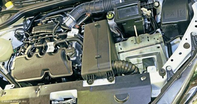 Двигатель 1,8 литра Лада Веста