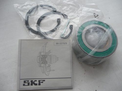 Кмоплект для замены переднего ступичного подшипника SKF на Шевроле Лачетти