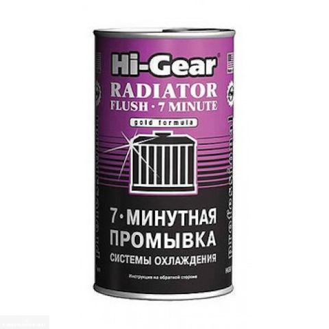 Жидкость для промывки радиатора