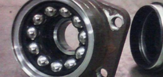 Замена задних опорных подшипников на лачетти седан видео