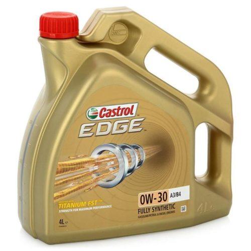 Моторное масло Castrol EDGE Шевроле Лачетти с вязкостью 0W-30