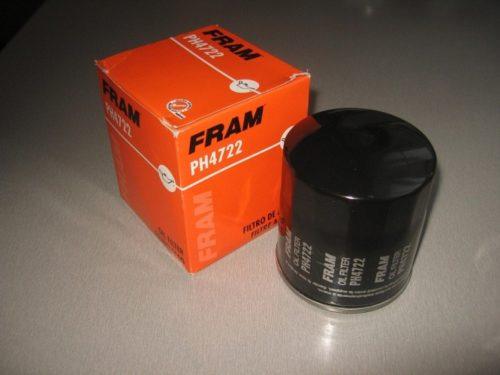 Новый фильтр очистки масла Fram PH 4722 с упаковкой для Шевроле Лачетти
