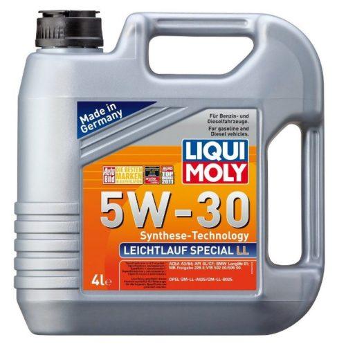 Моторное масло Liqui Moly Special LL Шевроле Лачетти с вязкостью 0W-30