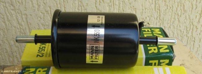 Аналог топливного фильтра Mann WK 55/3 на Шевроле Ланос