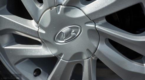 Стандартные колёса Лада Веста