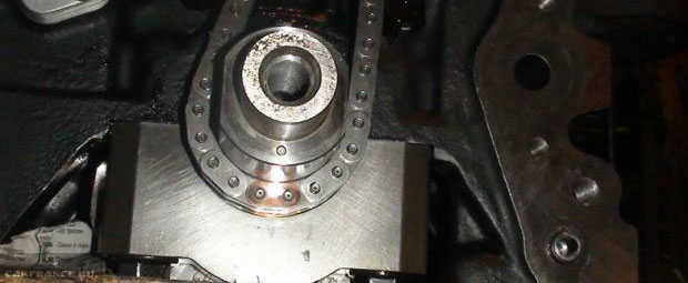 Цепь ГРМ двигатель 1.2 16 клапанов Шевроле Авео