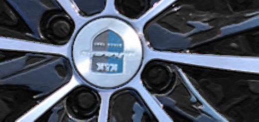 Колёсный литой диск на Лада Веста